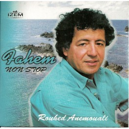 Rouhed Anemouali Non Stop (CD)